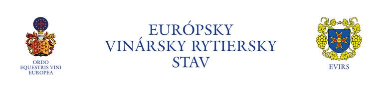 Európsky vinársky rytiersky stav – EVIRS Logo